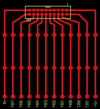 PCB design.