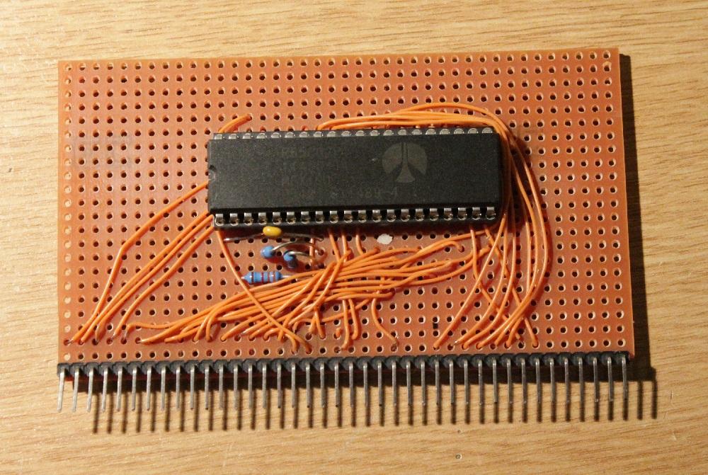 My6502 (part two) | The Oddbloke Geek Blog